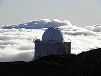 The Jacobus Kapteyn Telescope against clouds.jpg