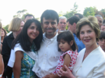 The Jindal Family with the First Lady.png