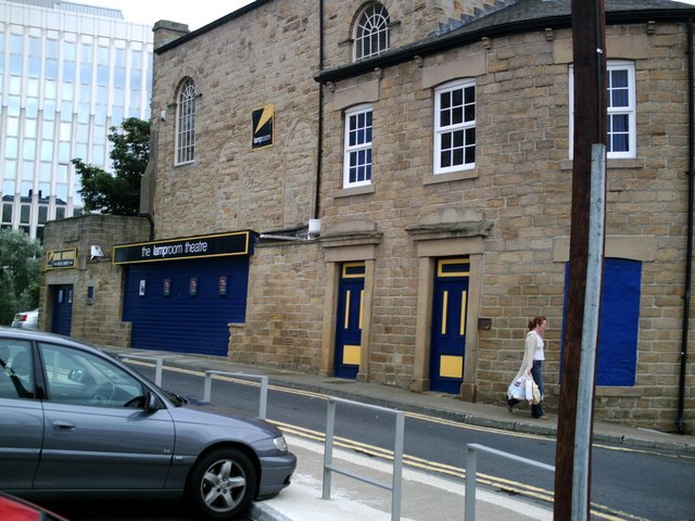The Lamproom Theatre - Westgate - geograph.org.uk - 485960