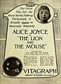 The Lion and the Mouse (1919) - Ad 2.jpg