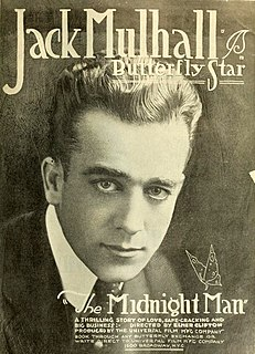 Jack Mulhall actor