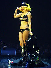 The Monster Ball Tour - Telephone1.jpg