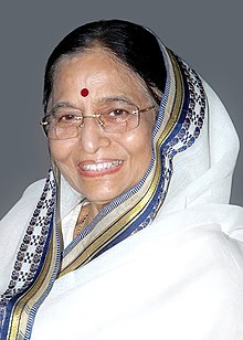 The President of India, Smt. Pratibha Patil.jpg