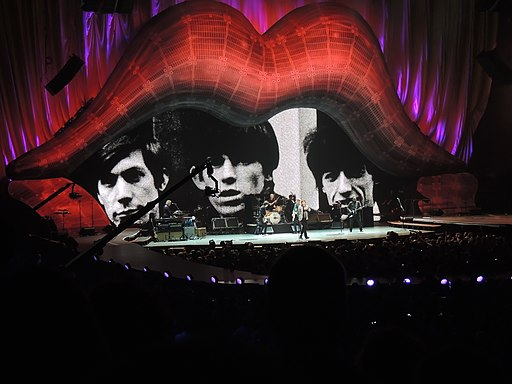 The Rolling Stones, Prudential Center 2012-12-13