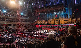 The Royal British Legion - The 2015 Festival of Remembrance