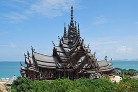 The Sancturay of Truth, Pattaya, Thailand.JPG