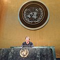 The United Nations being addressed by Justin Mayo.jpg