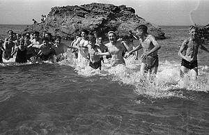 Urdd Gobaith Cymru - The Urdd campers