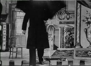<i>The Waif and the Wizard</i> 1901 film by Walter R. Booth