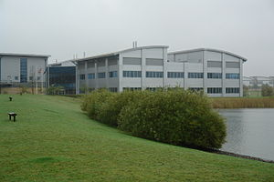 The Welding Institute - Image: The Welding Institute at Granta Park near Cambridge UK