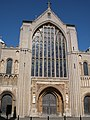 The West Front, Norwich Cathedral - geograph.org.uk - 208390.jpg