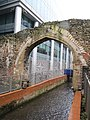 The centre arch - geograph.org.uk - 2220225.jpg