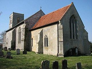 Calthorpe, Norfolk Village in Norfolk, England