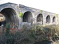 The viaduct at Shoscombe Vale - geograph.org.uk - 359406.jpg