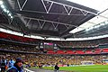 The west end of Wembley Stadium - geograph.org.uk - 1866603.jpg
