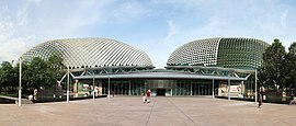 Theatre and Concert Hall, Esplanade – Theatres on the Bay, Singapore - 20110528.jpg