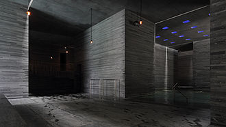 Peter Zumthor - Therme Vals (Peter Zumthor)