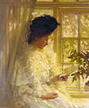 Thomas Benjamin Kennington-The Letter.jpg