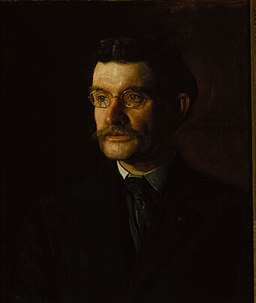 Thomas Eakins - Portrait of Thomas J. Eagan (1907)