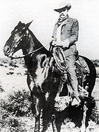 Thomas H. Rynning - Image: Thomas H Rynning circa 1902 1907