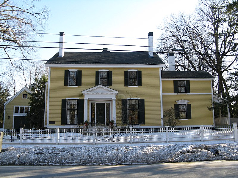 Thoreau - Alcott house