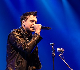 Three Days Grace - Former My Darkest Days lead singer Matt Walst joined the band in 2013