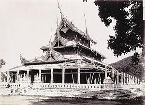 Sangharaja - Image: Thudhamma Zayat