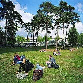 Tilburg University - TU Campus (2)