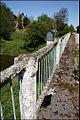 Tilts pār Užavu un muižas drupas Tērandē - panoramio.jpg