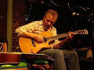 Tim Krekel American musician