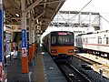 Tobu 51056 at Kasukabe Station.jpg