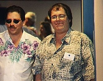 Tom Leykis - Image: Tom Lekis&Dave Norman Las Vegas