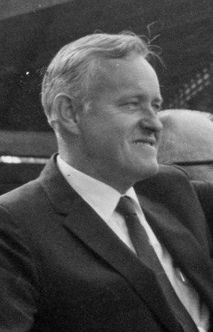 Tom McCall - McCall in 1969