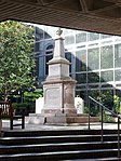 Tomb of John Wesley in the Burial Ground of Wesley's Chapel 2013-09-20 15-30-35.jpg