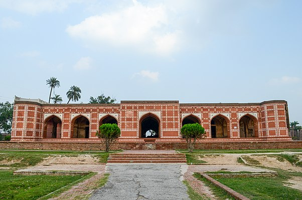 Tomb of Nur Jahan