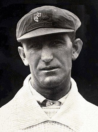 Tommy Andrews (cricketer) - Image: Tommy Andrews card c 1925