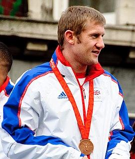 Tony Jeffries English boxer