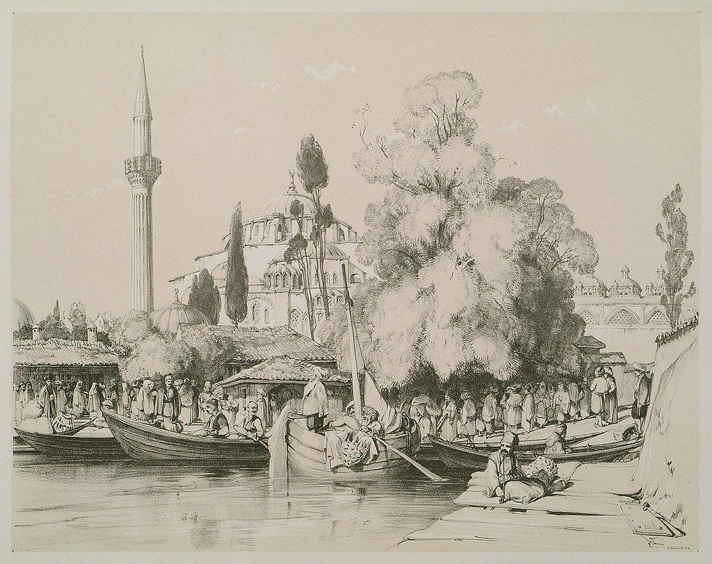 Tophana - Lewis John F - 1838.jpg