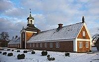 Torhaus im Winter, Freilichtmuseum Molfsee. - panoramio.jpg