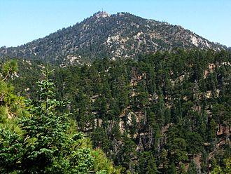 Toro Peak - Toro Peak
