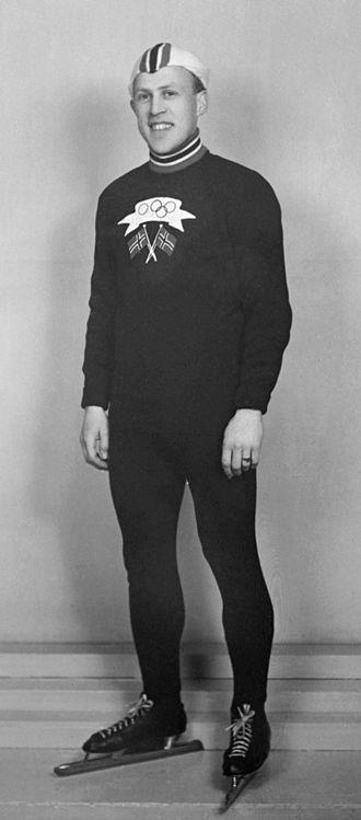 Torodd Hauer - Hauer in 1952