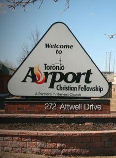Toronto Blessing Christian revival movement