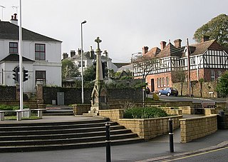 Torpoint Human settlement in England