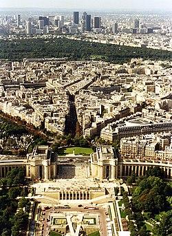 16. arrondissement i Paris