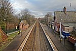 File:Towards Manchester, Hough Green railway station (geograph 3819569).jpg