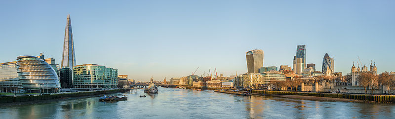 File:Tower Bridge view at dawn crop.jpg