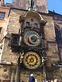 Tower Clock in Old Town Square.JPG