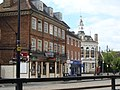 Town Hall Square, Staines (geograph 1891909).jpg