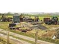 Tractor Graveyard - geograph.org.uk - 1224279.jpg