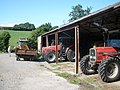 Tractor shed - geograph.org.uk - 1375554.jpg